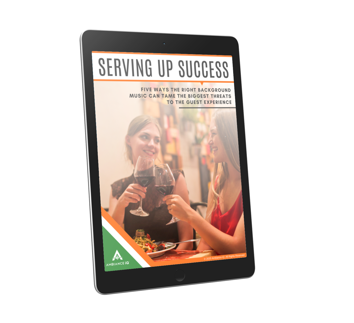 Serving Up Success